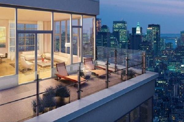 Một số dự án sở hữu penthouse đẹp