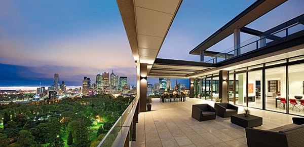 Dự án nổi bật sở hữu căn hộ penthouse