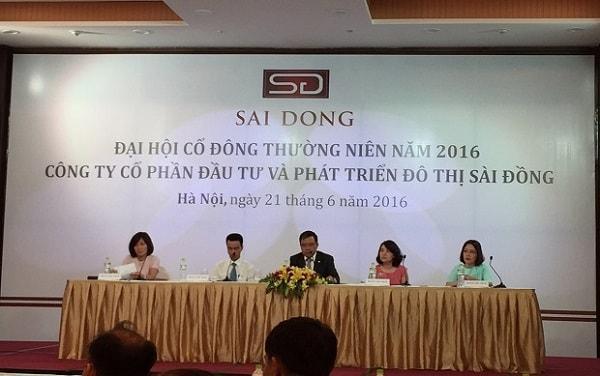 CTCP Đầu tư và Phát triển đô thị Sài Đồng : Bàn giao Vinhomes Gardenia, doanh thu tăng đột biến