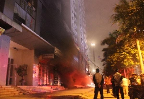 Vẫn tồn tại nhiều vi phạm về phòng cháy chữa cháy