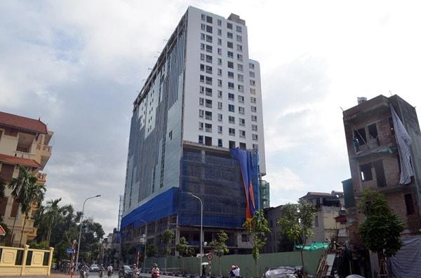 Tình hình vi phạm xây dựng : Xử lý sau thanh tra chưa nghiêm