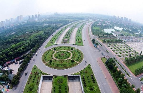 Khu vực nào hưởng lợi từ việc đầu tư hơn 66.000 tỷ đồng cho hạ tầng giao thông Hà Nội ?
