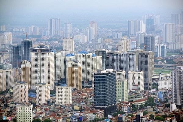 Lợi ích và hiểm họa của chung cư cao tầng hiện diện trong nội đô