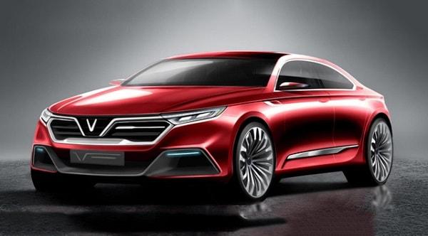 Các mẫu xe đến từ 4 studio thiết kế nổi danh thế giới