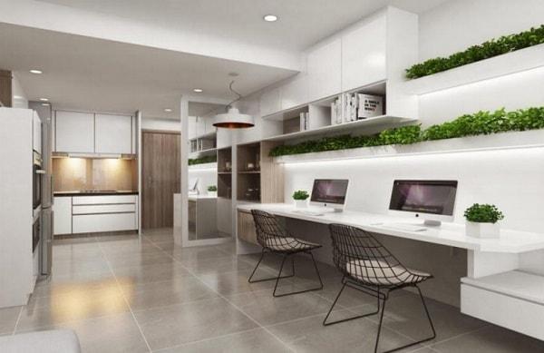 Tìm hiểu về căn hộ Soho tại Vinhomes Galaxy Nguyễn Trãi 45