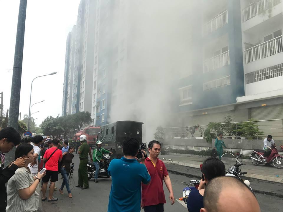 Loại cửa nào chống cháy nổ ở chung cư