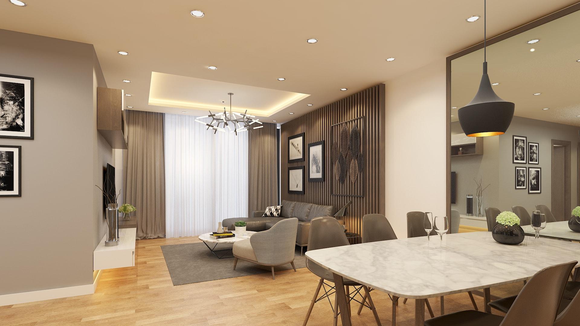 Phòng khách Bohemia-Residence-min