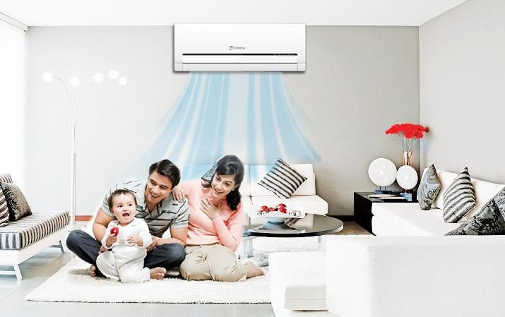 Mẹo dùng điều hòa đúng cách tiết kiệm điện trong mùa hè