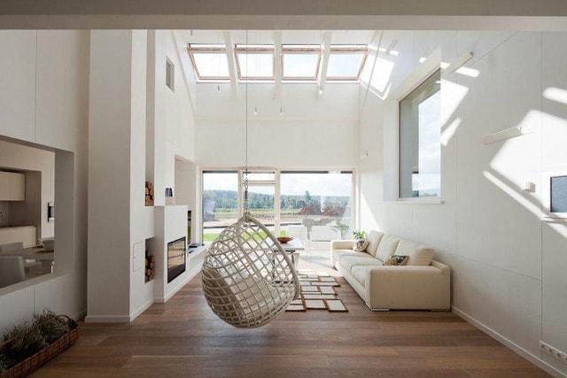 Bí quyết mang ánh sáng tự nhiên vào ngôi nhà