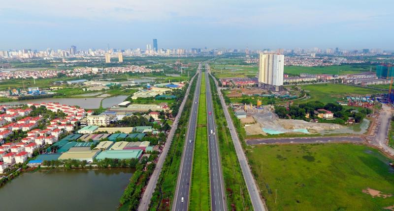 bất động sản phía tây Hà Nội