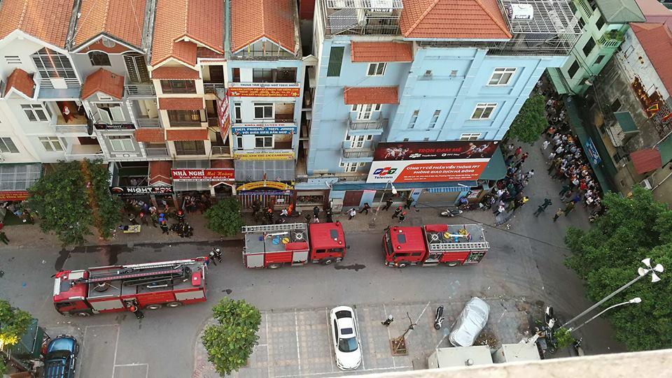 Bao giờ hết hiểm họa cháy nổ ở chung cư? 2